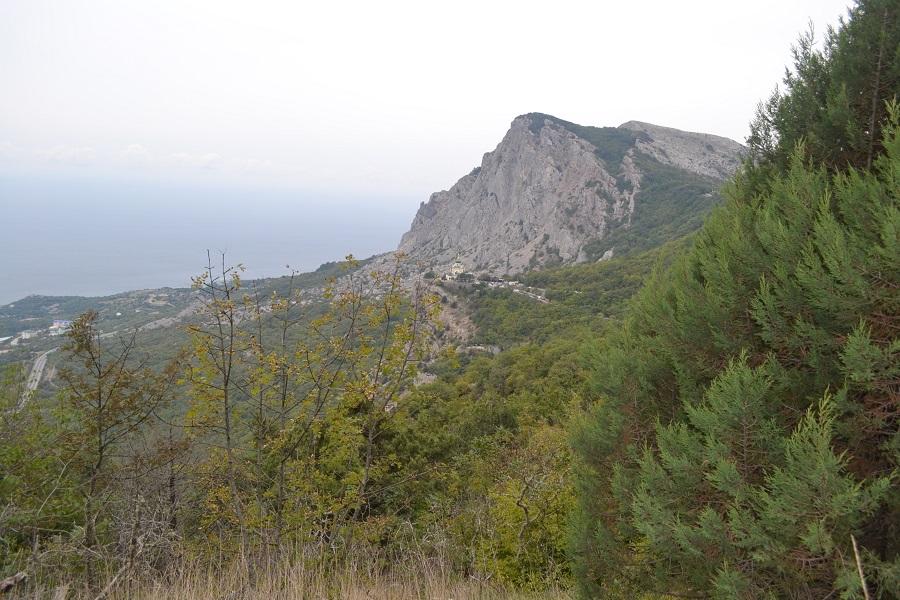 горы форосс